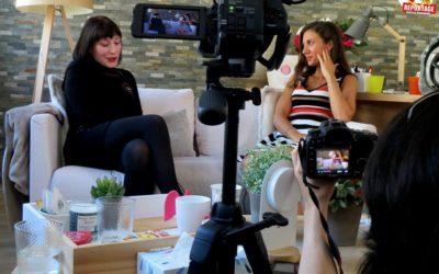 Interview Bessa Myftiu, Ecrivaine