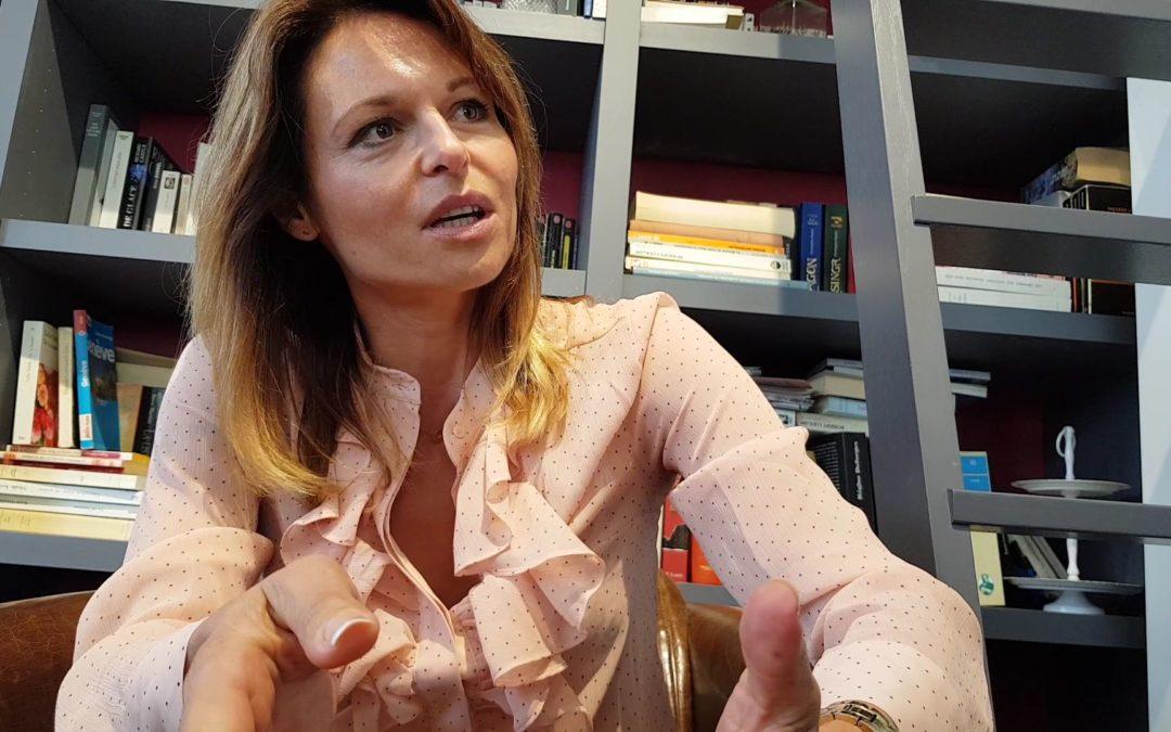 Parcours : Véronique Poulet