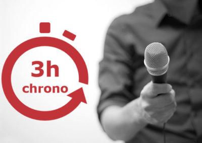 3H CHRONO !