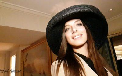 Shooting avec Louana à l'Hotel des Bergues