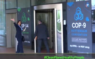 Clean Planet Healthy People