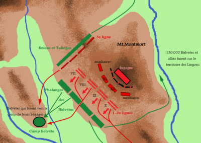 bataille Bibracte