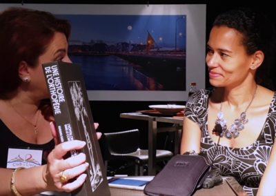 Interview Mariama Kaba, Ecrivaine