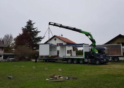 Le 1er eco-village en Suisse !