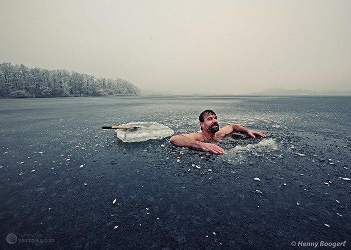 Wim Hof, l'homme de glace