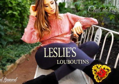 Leslie's Louboutins