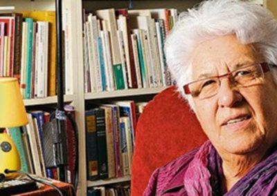 Interview Rosette Poletti, Ecrivaine